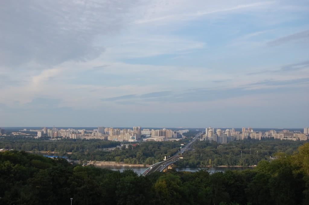 фото панорама Печерська