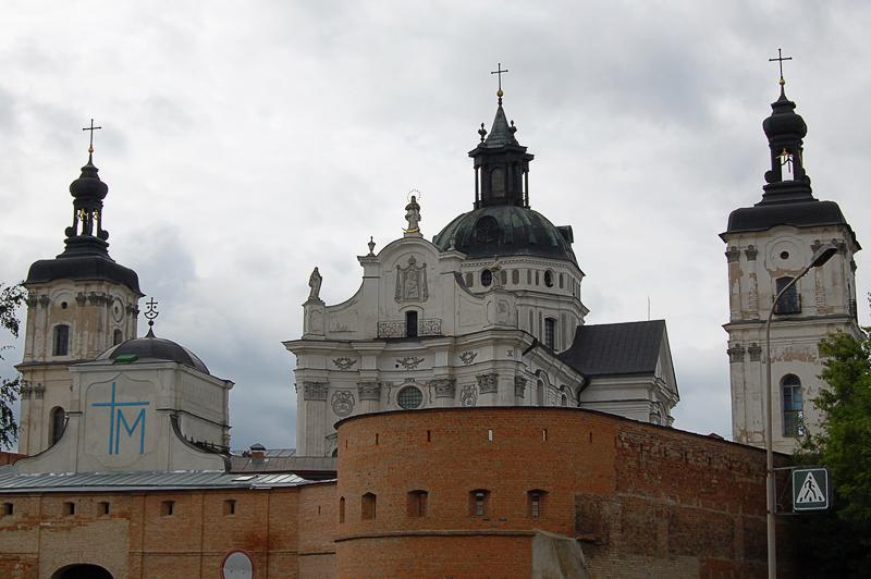 Бердичев. Монастырь Босых Кармелитов