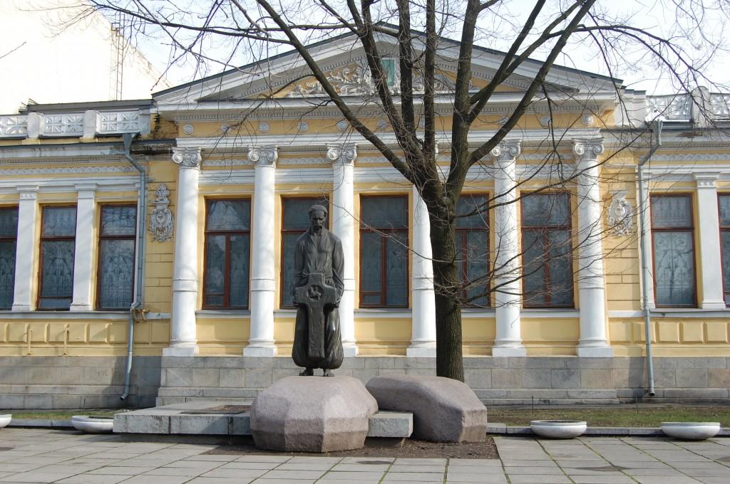 музей імені Д.І. Яворницького